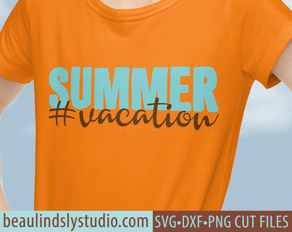 Summer Vacation Svg Cutting File Summer Svg Summer Quote Svg Etsy