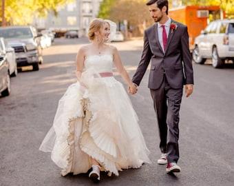 Wedding Dress,Corset Wedding Dress,Wedding Gown