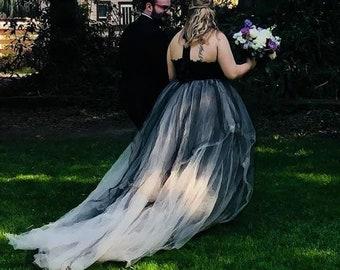 6b5f387b21d3 PLUS SIZE Josephine Inspired Wedding Dress