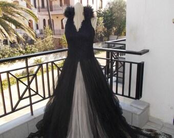 Josephine Inspired Wedding Dress