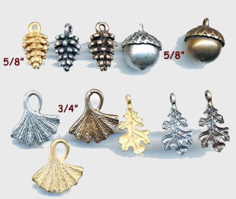 CHARMS FROM NATURE  Different Amounts and Prices