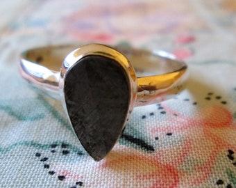 Chalcedony Quartz Gemstone  Ethnic Gift Handmade Ring Size 6.5 US Jewelry Best Gift For Her  RG 777