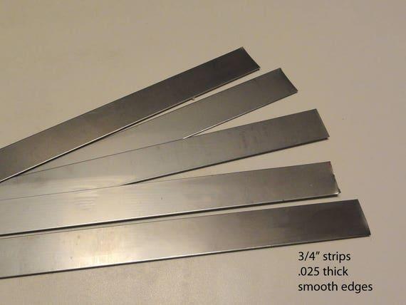 """.032 Aluminum Sheet 16256  6/"""" x 12/"""""""