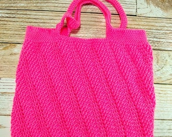 Grocery Tote - Reusable Grocery Bag - Market Tote - Shopping Bag - Eco-Friendly Grocery Bag - Shopping Tote - Reusable Tote