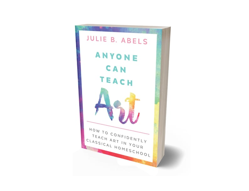 Signed copy of the full color book 'Anyone Can Teach image 0