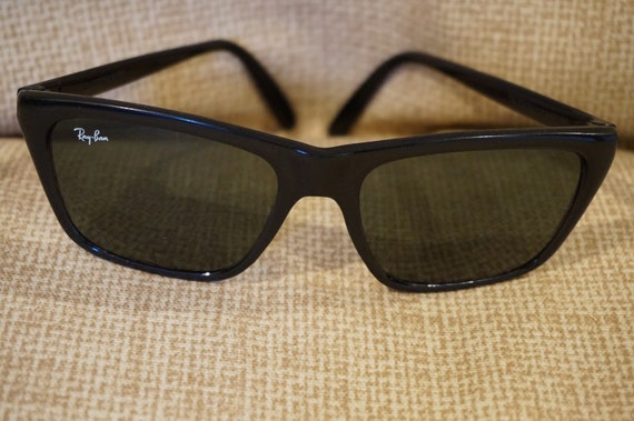 Vintage RayBan CATS Made in France Sunglasses/Baus