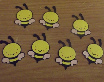 Lot of 21 bumble bees