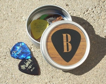 Guitar Pick Tins