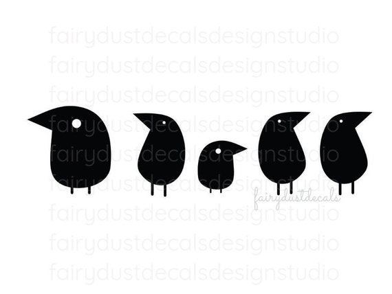 Swallow bird wall art stencil,Strong,Reusable,Recyclable