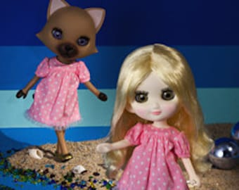 Petworks Odeco Chan or Nikki - Mermaid - Second hand - Clean - good condition