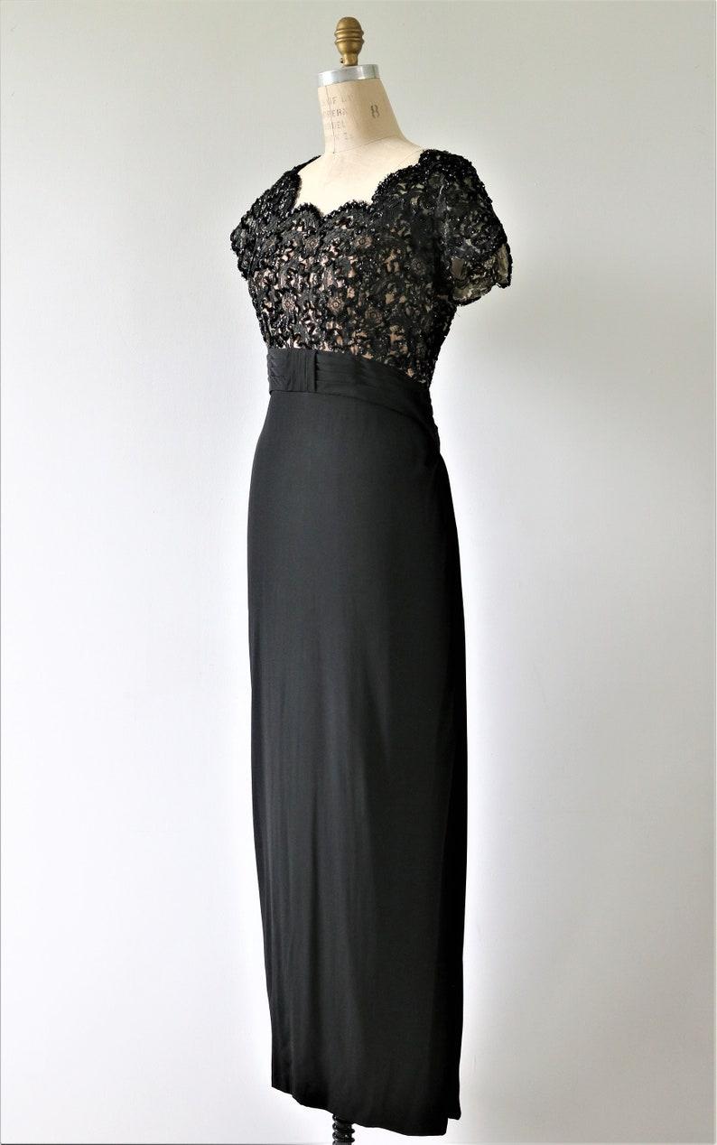 Black Dress Little Black Dress Special Formal Party Event Dress Emma Domb