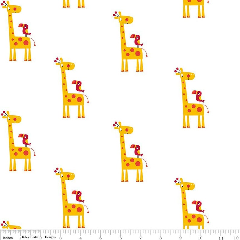 Aqua Elephants Yellow Giraffe Double Gauze Riley Blake Designs Navy Anchors SUMMER SALE Blanket Cut 1 14 Yards Each