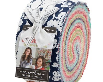 SALE - Jelly Roll - Shine On - Bonnie and Camille - Moda Fabric