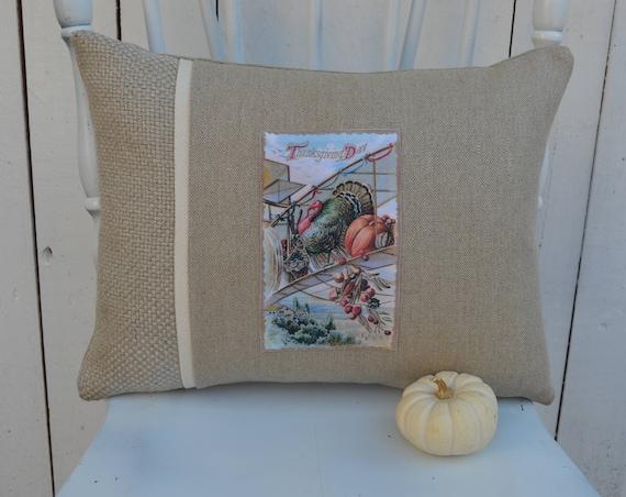 Thanksgiving Day Pillow