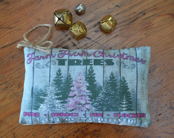Balsam Sachet- Farm Fresh Christmas Trees