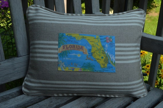 Tropical Florida Pillow