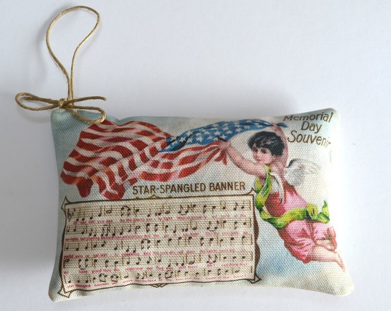 Memorial Day Lavender Sachet