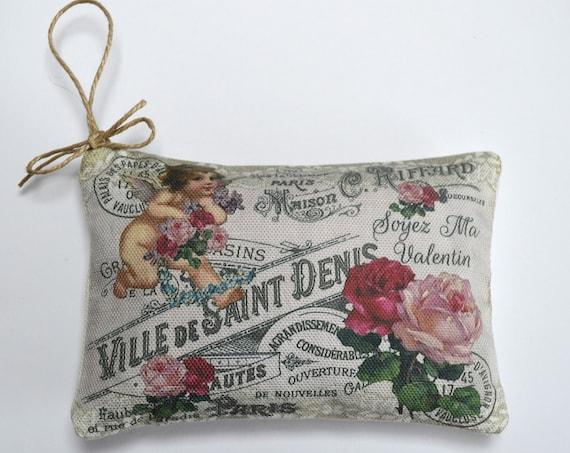 French Valentine Lavender Sachet