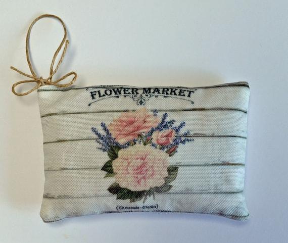 Flower Market Lavender Sachet
