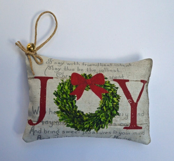 Balsam Fir Sachet- Joy