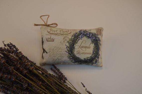 Lavender Wreath Sachet