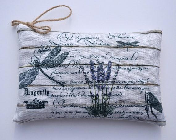 Dragonfly Lavender Sachet