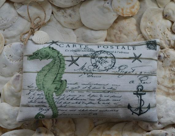 Seahorse Lavender Sachet