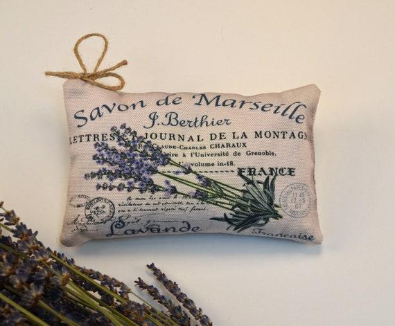 Savon de Marseille Lavender Sachet