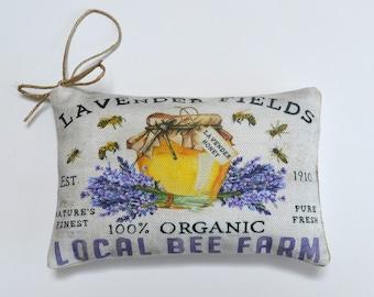 Lavender Bee Farm Sachet