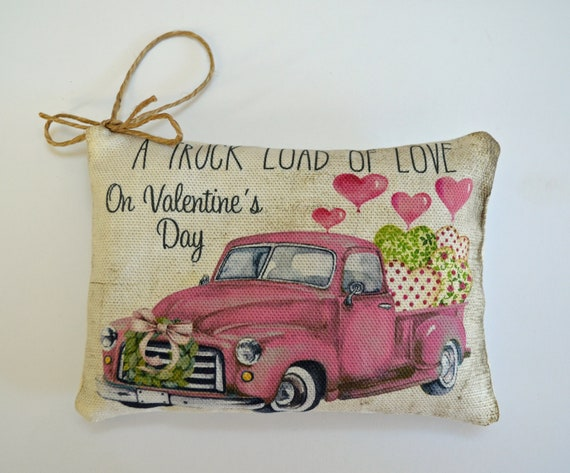Valentine's Day Lavender Sachet