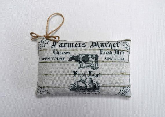 Lavender Farmers Market Sachet