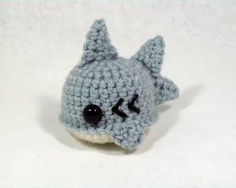 Amigurumi Shark