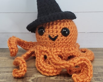 Witch Octopus