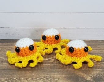 Candy Corn Octopus