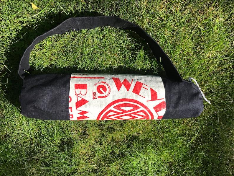 Beer Yoga Bag