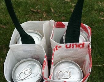 4 pack beer carrier