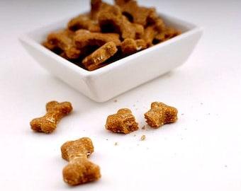 TRUEclassicTREATS: Peanut Butter & Banana dog treats, 8oz