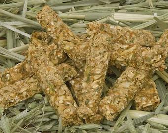 Rabbit Treats - Bunny Sticks - All Natural, Vegan, Pet Treats