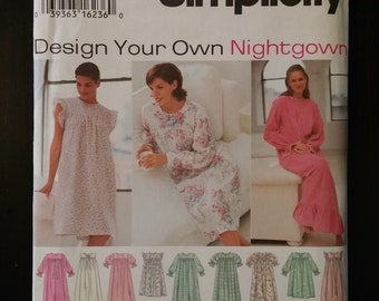 Nightgown pattern  e402c25c2