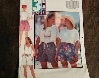 Butterick 5464 L-XL shorts pattern, uncut