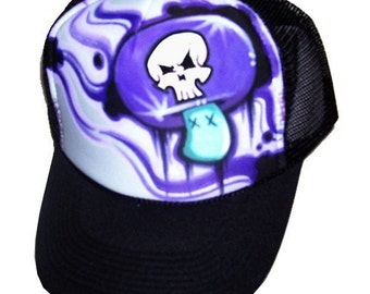 Popular items for mushroom trucker hat 0e638190738a