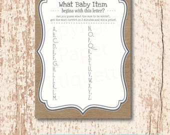 Baby item | Etsy