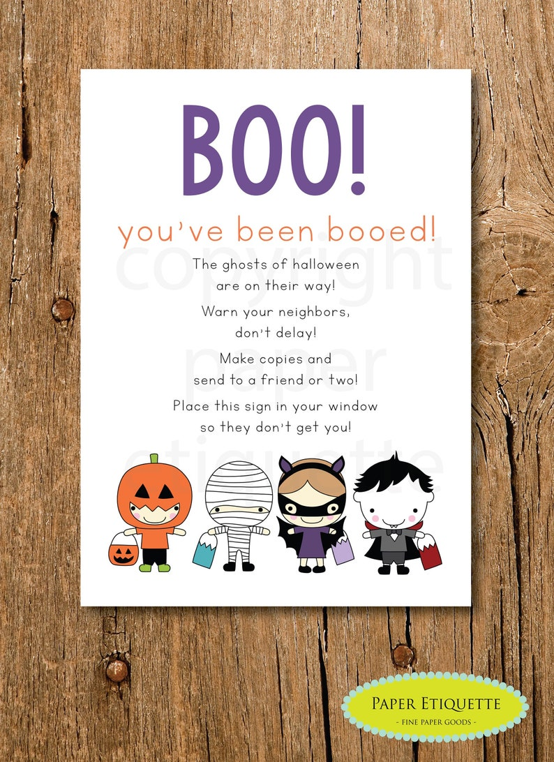 image relating to You've Been Booed Printable Pdf identify Boo Halloween Indication, Youve Been Booed Signal, Boo Neighbor Indication, Boo Indication,Halloween Booed Signal,Halloween Boo Neighbor Reward,Youve Been Booed