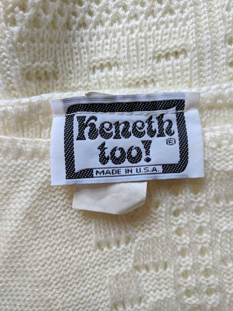 70s Slouchy Teeshirt Sweater Size Medium