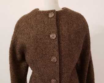 "1960s, 38"" bust, Italian wool tweed suit"