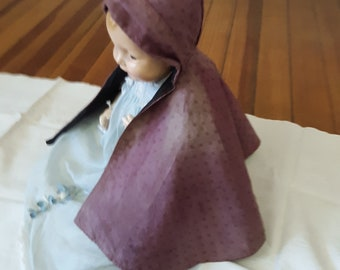 1890's Doll's Cape