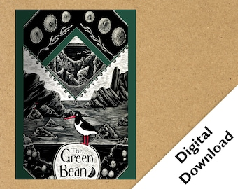 Digital Download of The Green Bean - Rockpools Issue