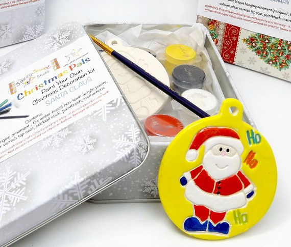 il_570xn - Paint Your Own Ceramic Christmas Decorations