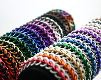 Custom Color Stretchy Half Persian Bracelet