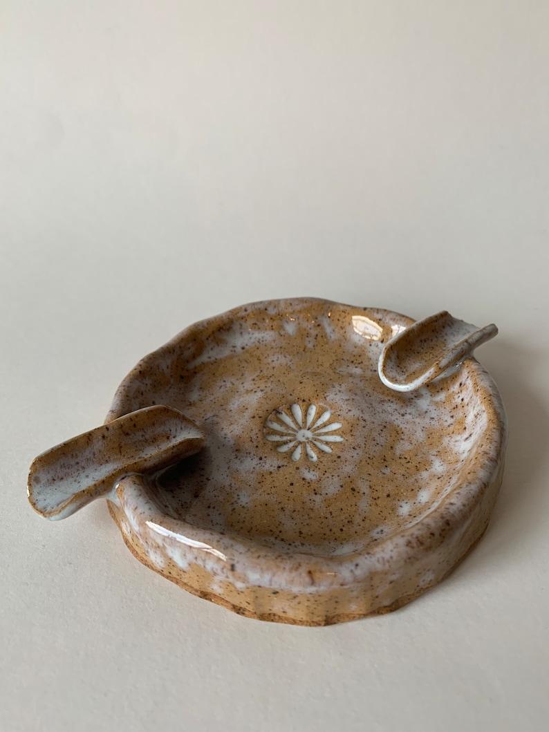 Handmade Ceramic Ashtrays